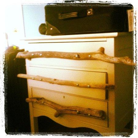 Gite du Goeland : Cool drawers