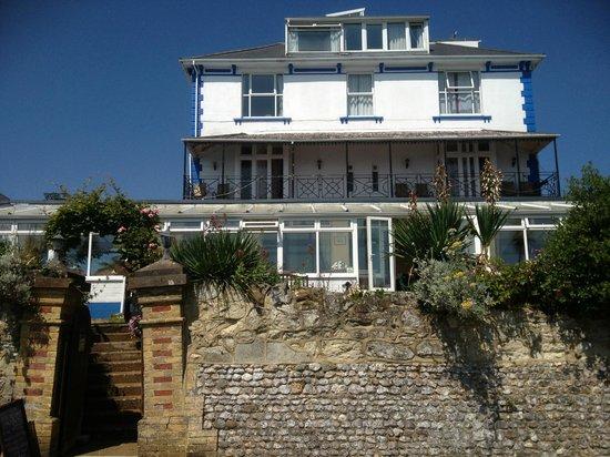 Villa Mentone Hotel Hotel Reviews Deals Shanklin Isle Of Wight Uk Tripadvisor