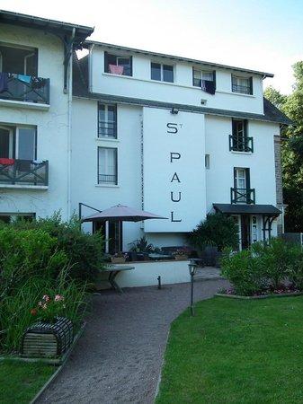 Hotel Saint Paul : Vue hôtel