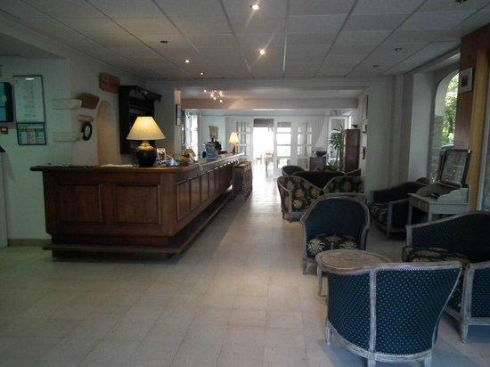 Hotel Saint Paul : Accueil