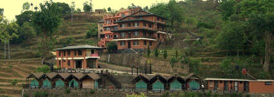 Himalayan Hideaway: HOTEL AND TENT