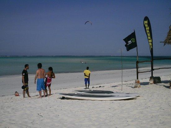 Kite Zanzibar, Pwani Mchangani