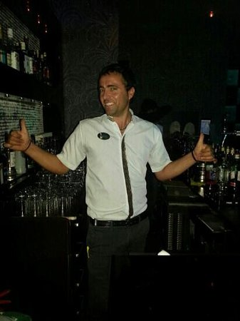SunConnect Grand Ideal Premium : the best barman you will ever meet at the grand ideal premium!!!!!!