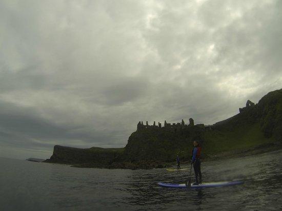 Surf Sup NI: Dunluce Castle