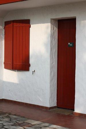 VVF Villages Sare : l'entrée de l'appartement