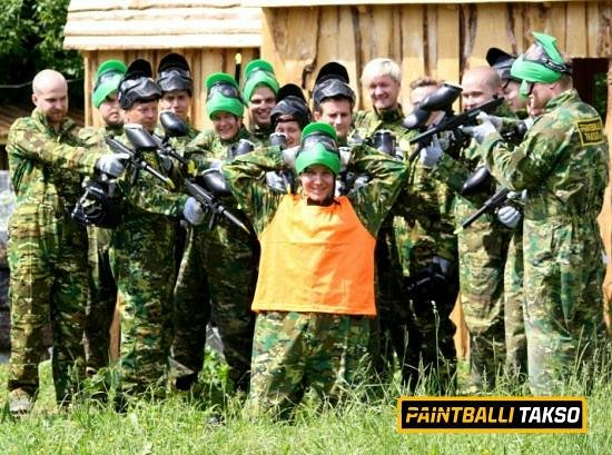 Paintballitakso: Does he come to senses about his marriage? ;)