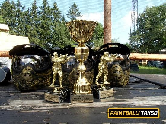 Paintballitakso: Tailor-made events based on the theme, goals etc.
