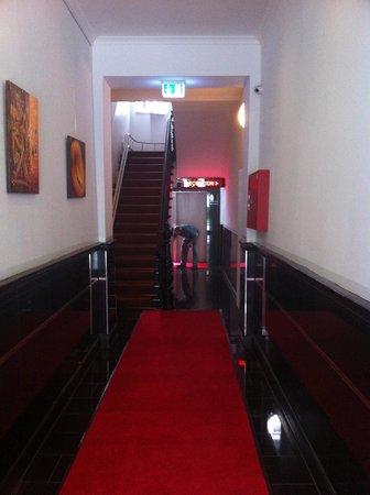 Hotel Prens Berlin: lobby