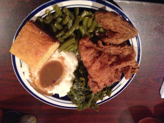 Big Mike's Soul Food: Good stuff!