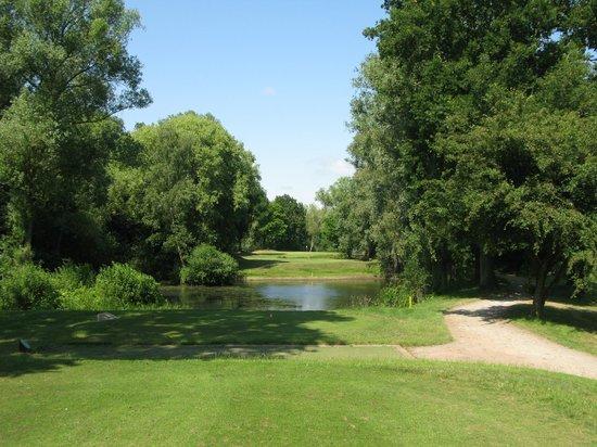 Brampton Park Golf Club: The 'Infamous 4th' the hardest par 3 in England
