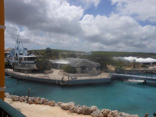Vista Do Restaurante Picture Of The Royal Sea Aquarium