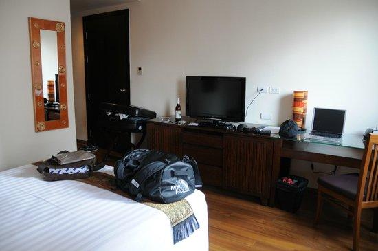 Hotel Mermaid Bangkok: room