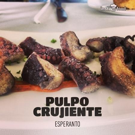Esperanto: Crunchy Octopus