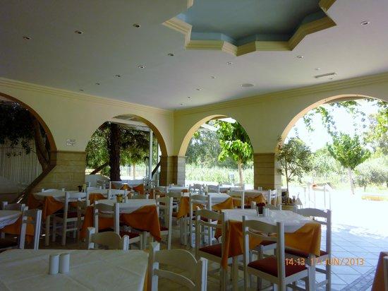 Castro Hotel: dinning room