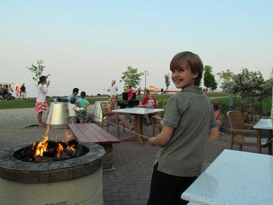 The Inn on Lake Superior: Smores