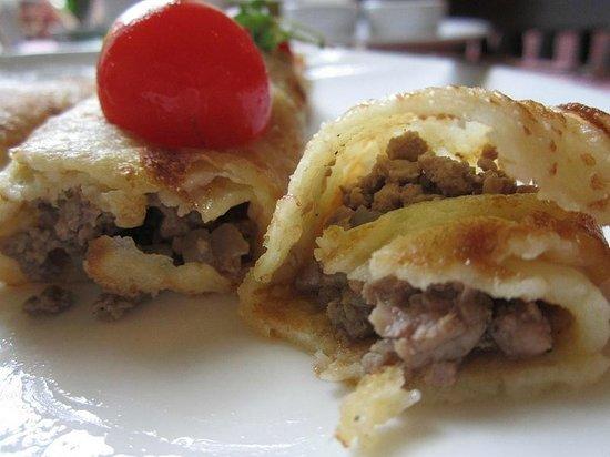 Oliva on Sagaydachnogo: Meat Roll