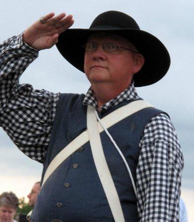 Conner Prairie Interactive History Park: Period dress