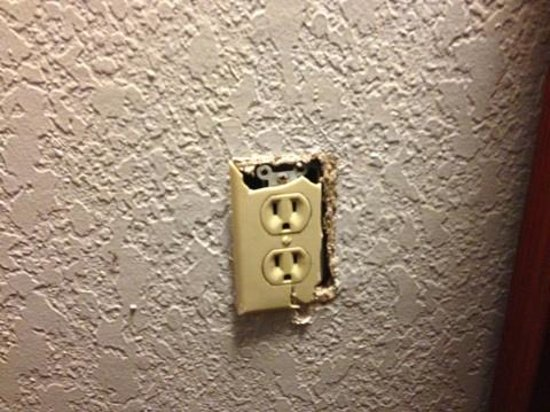 Quality Inn & Suites : outlet
