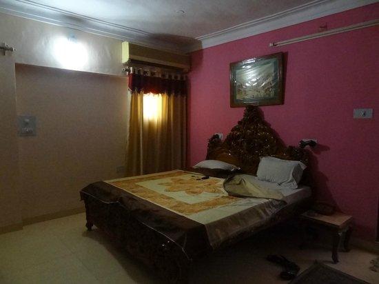 Shri Ram Heritage : Double room deluxe