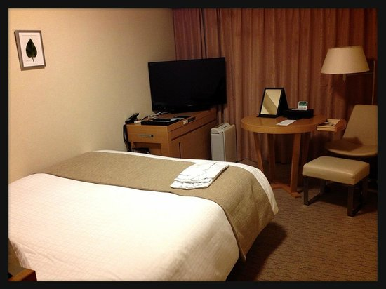Richmond Hotel Fukushimaekimae: ROOM