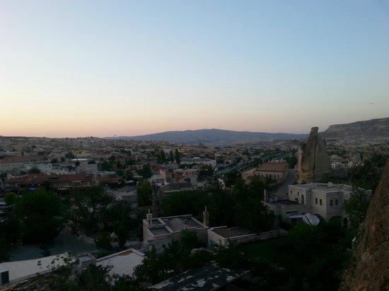 แคปปาโดเซียเคฟ สวีทส์: View from the hotel