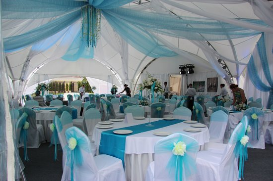 Big Tent Decoration Picture Of Mistral Hotel Spa Rozhdestveno