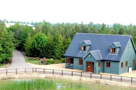 Lakeside Lodge Golf Centre: Independent four bedroom Maple Lodge