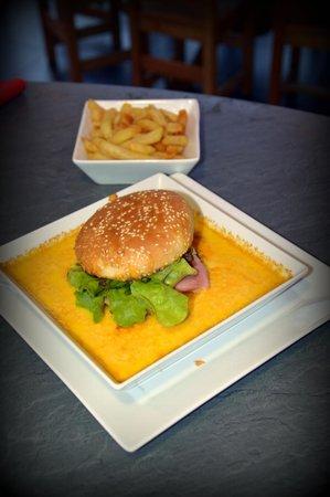 Ch'ti Charivari : Welsh Burger XXXL