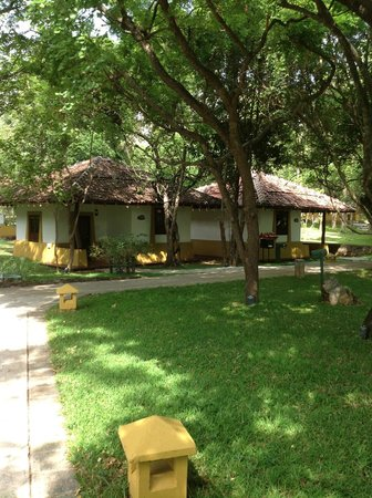 Amaya Lake: chalets/rooms