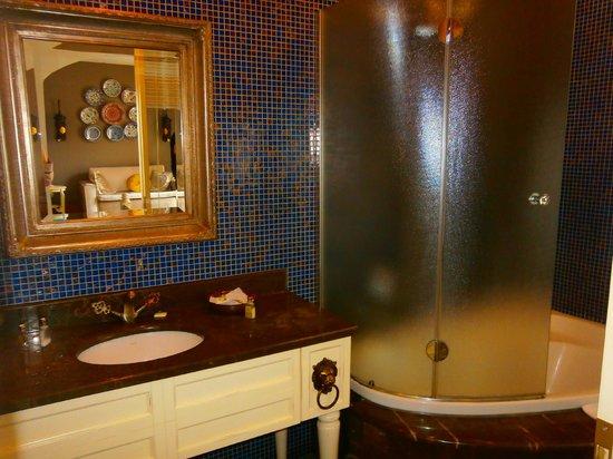 Sokullu Pasa Hotel: banyo