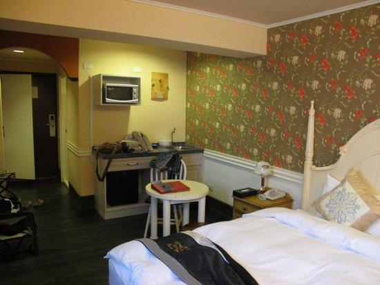 Elizabeth Hotel: Junior Suite