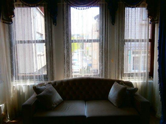 Sokullu Pasa Hotel: oda manzarası