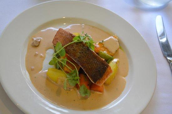 La Boheme: Salmon