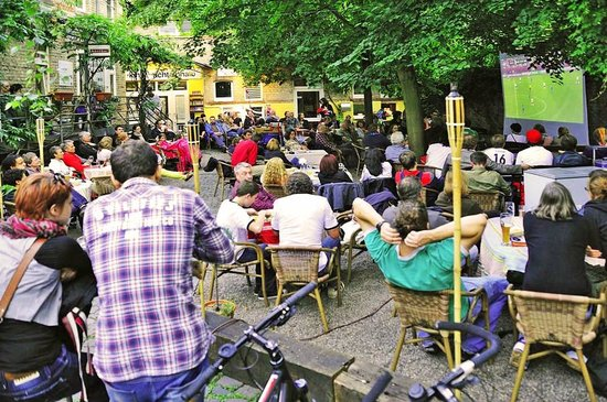 Cafe De Paris Saarbrucken