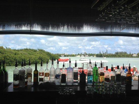 Tarpon Creek Bar & Grill: One of many views