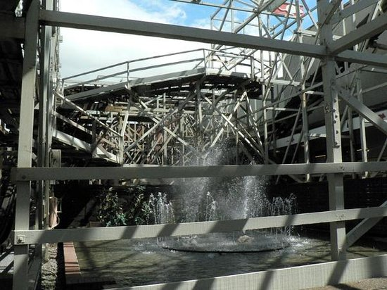 Are absolutely Blackpool pleasure beach wild mouse topic