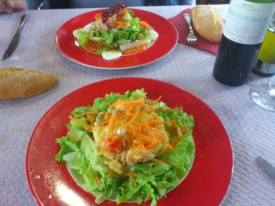 Restaurante Cafe Cares : OTRA MUESTRA
