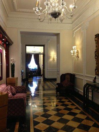 Baglioni Hotel Regina: Hotel Baglioni Rome