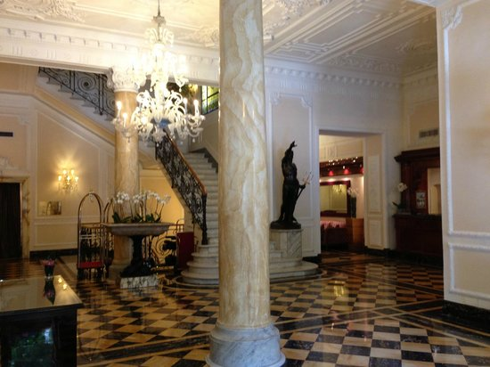 Baglioni Hotel Regina : Baglioni Rome Lobby