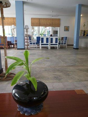 Frangipani Villa Hotel, Siem Reap: lobby1