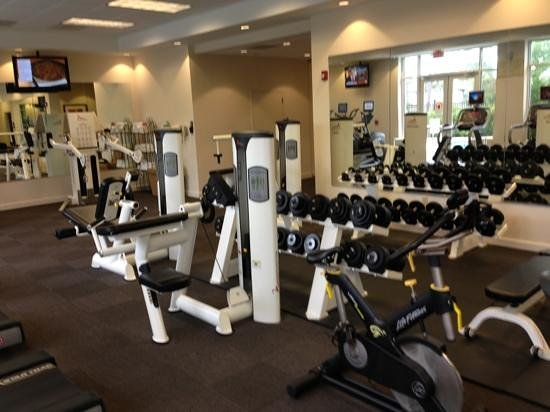 Holiday Inn Baton Rouge: gym
