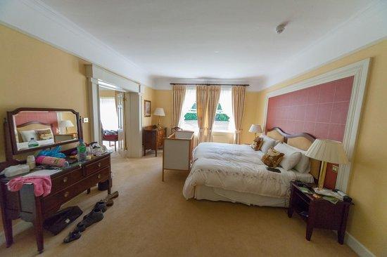 Ross Lake House Hotel : Bedroom