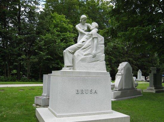 Hope Cemetery: So Sad