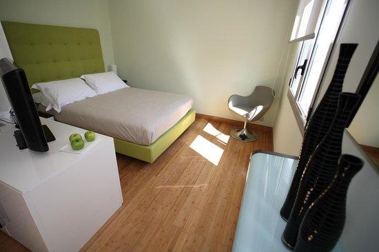 Mandara Beach Hotel : Chambre standard