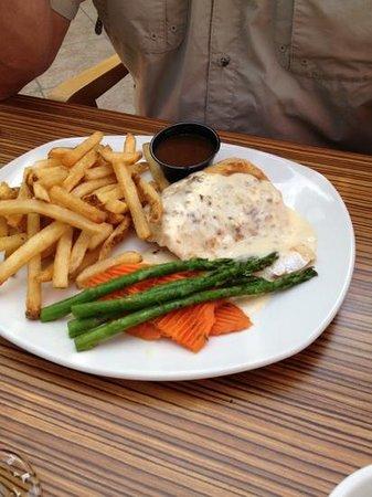BEST WESTERN Mirage Hotel Restaurant: Arctic char