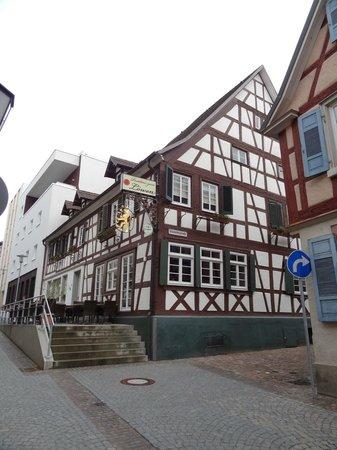Hotel Zum Löwen: hotel