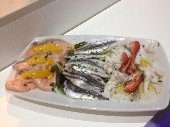 Otra Vez: Tris di marinati