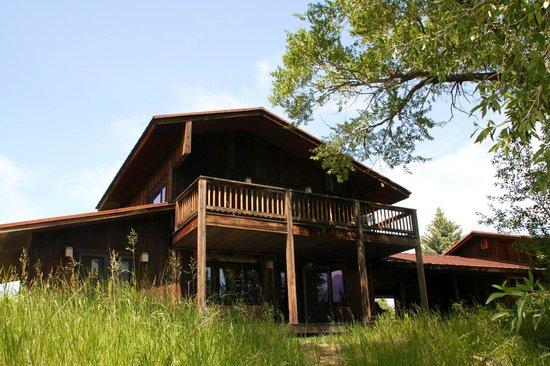 Paradise Gateway Bed & Breakfast: Trout House - Paradise Gateway - Emigrant, MT