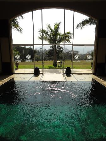 Royal Swazi Spa: Very nice spa out to golf course