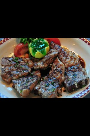 how to cook double lamb chops